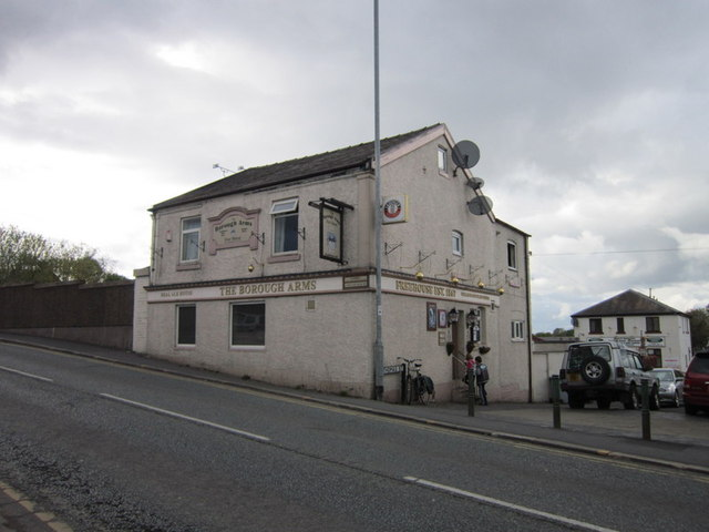 The Borough Arms, Crewe