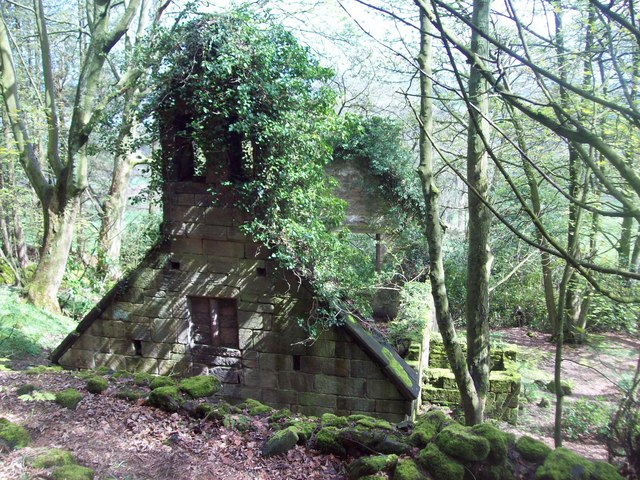 The Remains of Holy Trinity Chapel