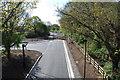 SU5802 : Fareham to Gosport BRT - View from Tichborne Way Bridge (14) by Barry Shimmon