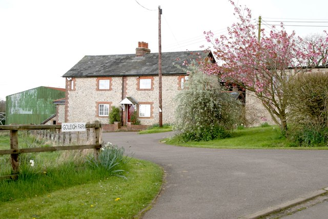 Goleigh Manor Hampshire