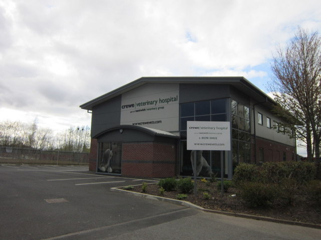 The Crewe Veterinary Hospital
