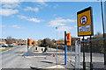 SU5802 : Fareham to Gosport BRT - Tichborne Way (6) by Barry Shimmon