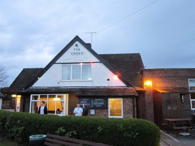 The Cosey Social Club, Haslington