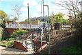 SU5803 : Fareham to Gosport BRT - Cameron Close Subway (20) by Barry Shimmon