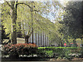 TQ3081 : The British Museum from Russell Square by Chris Reynolds