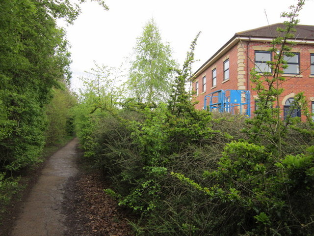 The Crewe Business Park Nature Trail