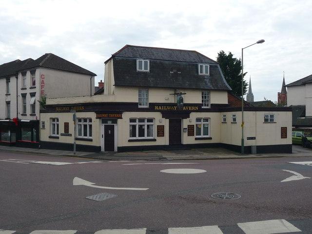 Salisbury - Railway Tavern