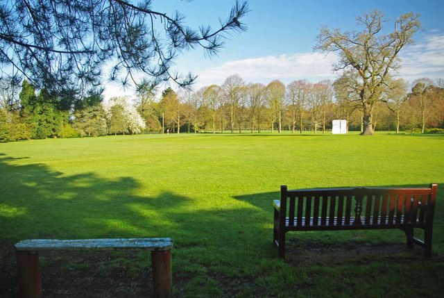 Copford Cricket Pitch
