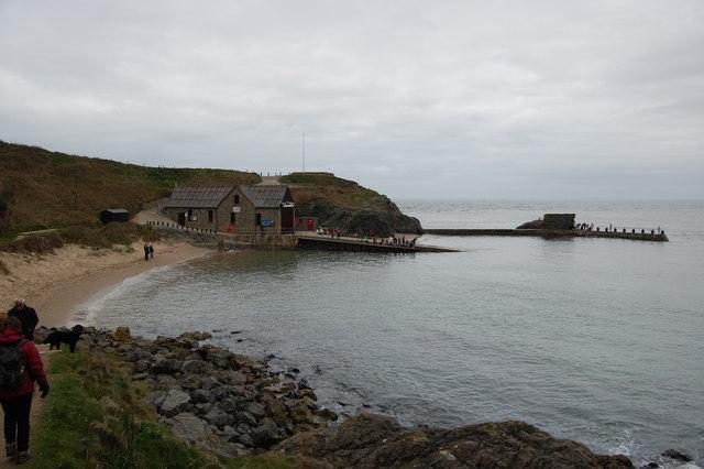 Lifeboat station, Porth Dinllaen