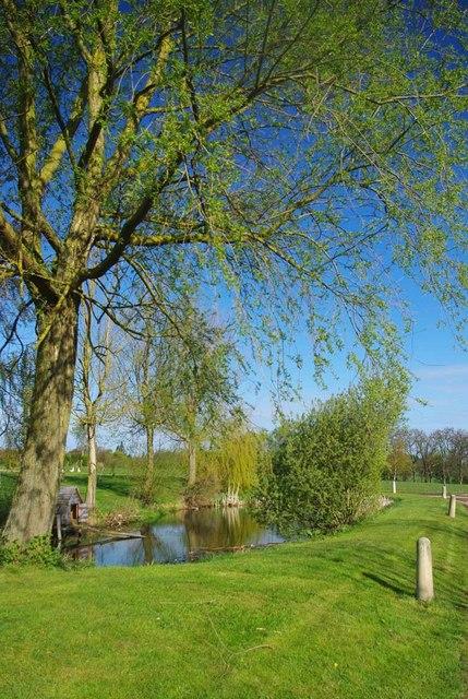 Upper Hill Farm Pond