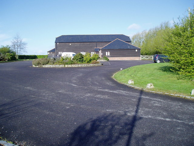 Oving Jubilee Hall and car park
