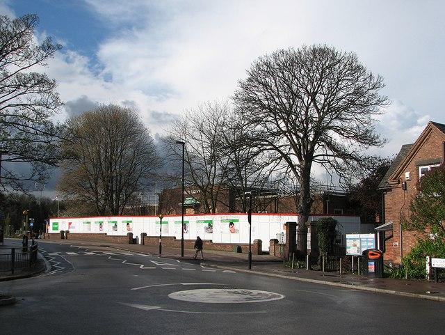West Bridgford Library Car Park Postcode