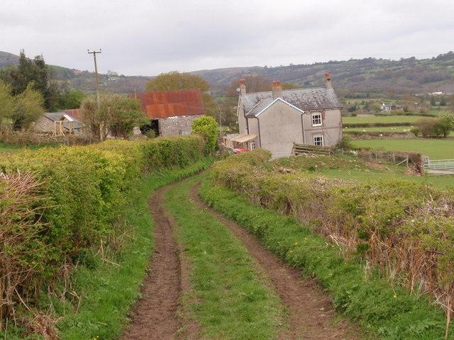 Ffarm Ty Mawr Farm, Llangatwg
