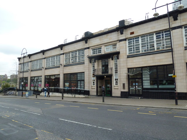 Cinema in Paternoster Row