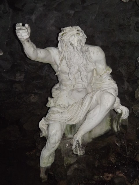 Hercules in the Grotto
