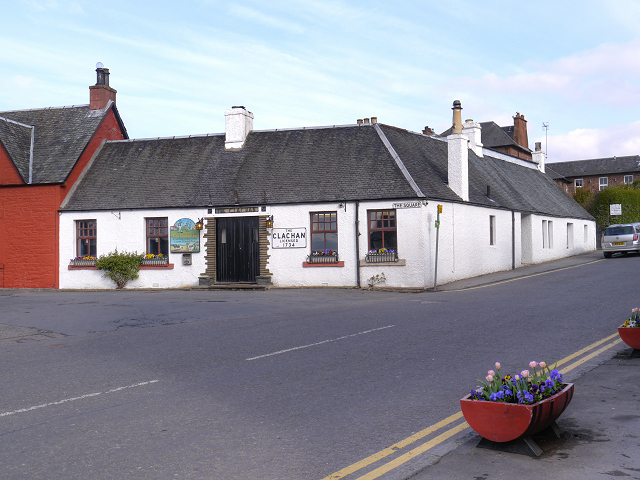 The Clachan Inn, Drymen