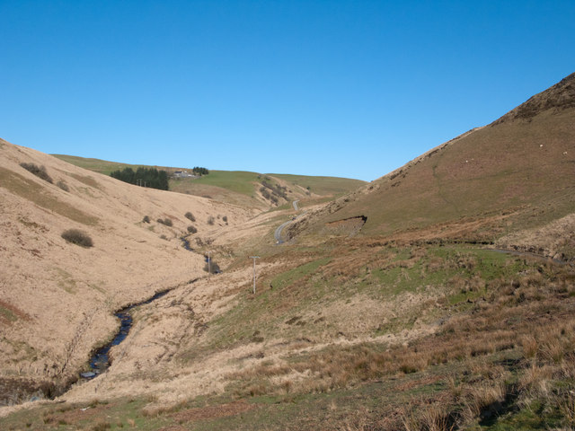 Valley of Doethie Fawr