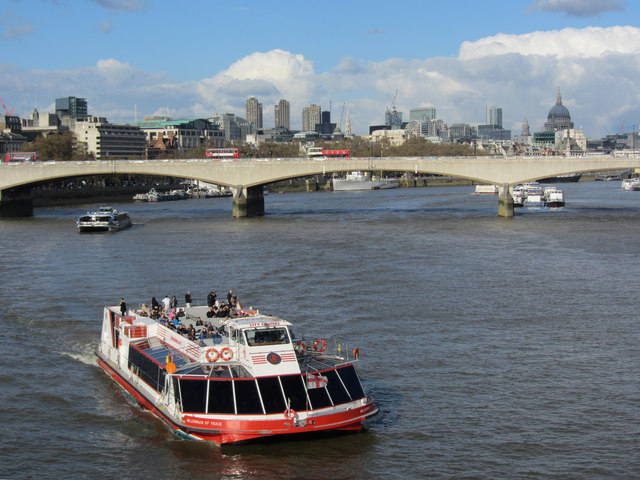 City Cruises on the Thames