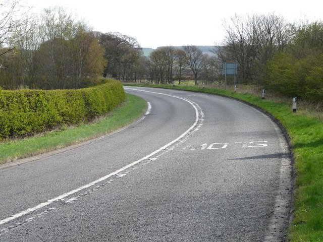Inner bend, near Woodside