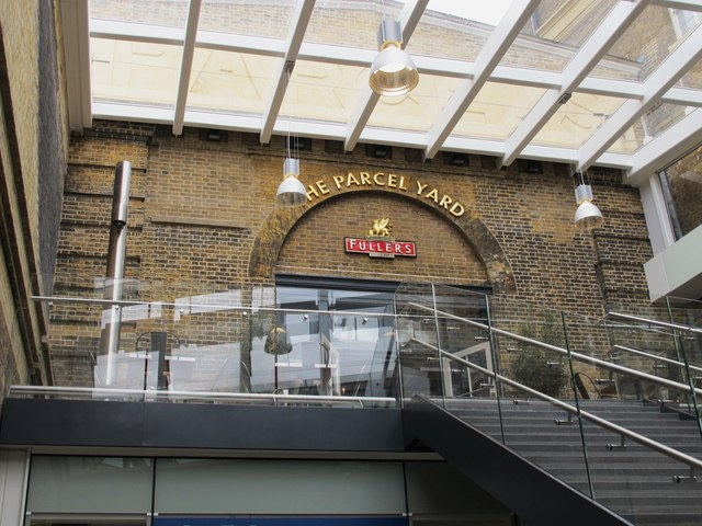 The Parcel Yard, King's Cross Station