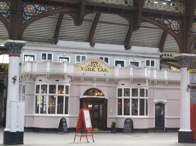 The York Tap, York Station