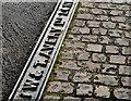 "J3674 : Old ""Avery"" weighbridge, Belfast (2) by Albert Bridge"