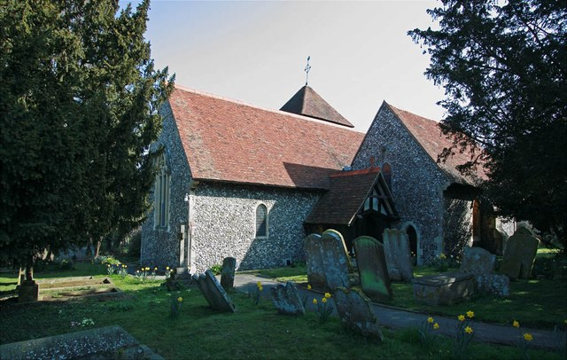 St Nicholas, Thanington Without