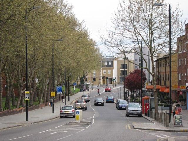 Clapham Park Road