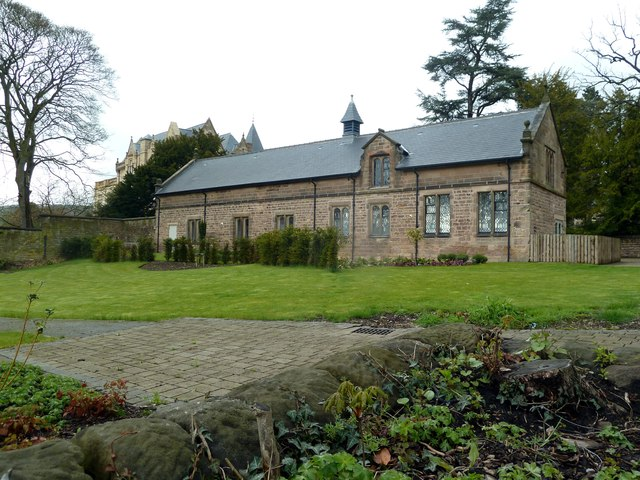St Elphin's School Chapel