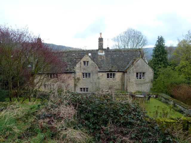 Large house on Stantonhall Lane