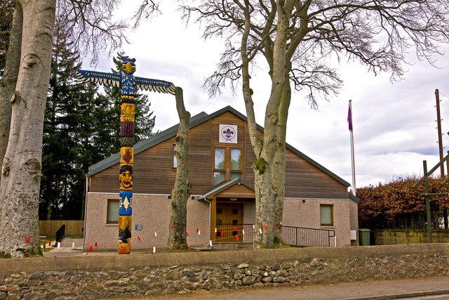 Banchory Scout Hut