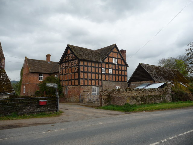 Great Parton Farm