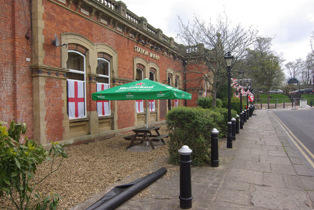 Station Tavern, Lytham