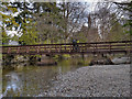 NS3692 : Glebe Bridge (Sapper's Bridge) Over Luss Water by David Dixon