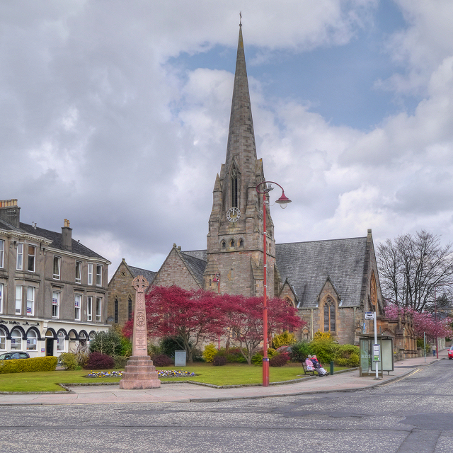 West Kirk of Helensburgh