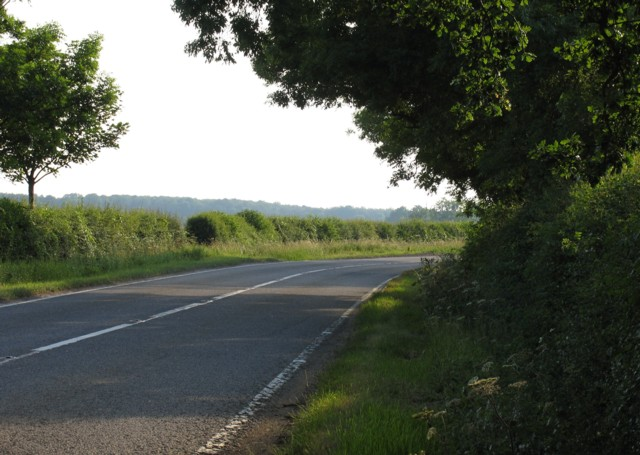 A151 towards Colsterworth