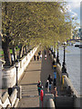 TQ3079 : Albert Embankment by Oast House Archive