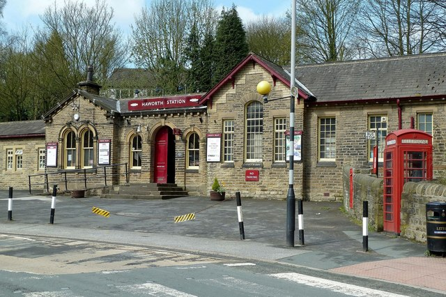Haworth Station