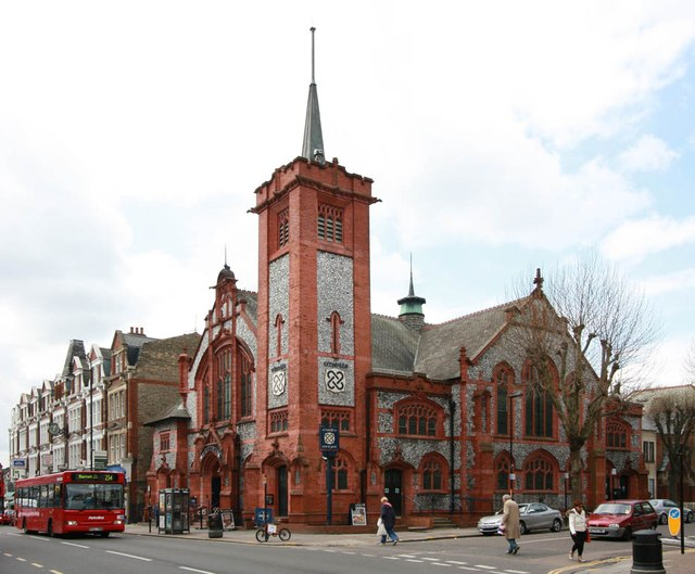 Redundant Presbyterian Church, Muswell Hill
