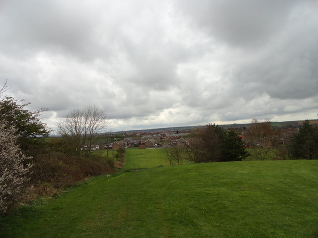 View of Low Moorsley