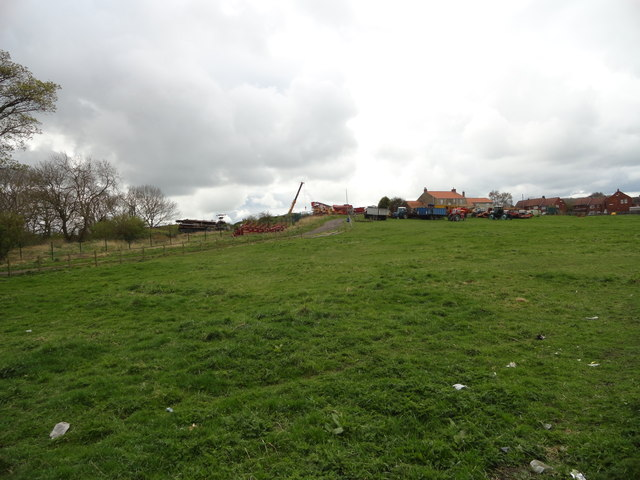 Coal Bank Farm at Low Moorsley