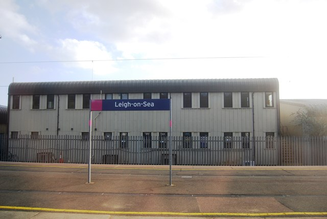 Leigh on Sea Station