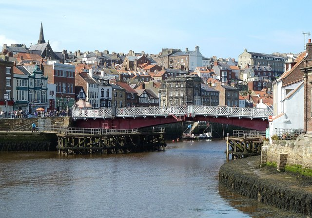 Whitby's Swing Bridge
