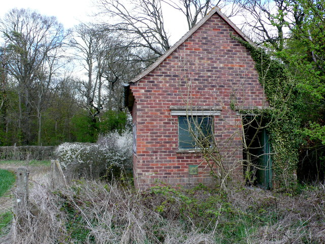 Disused Telephone Repeater Station
