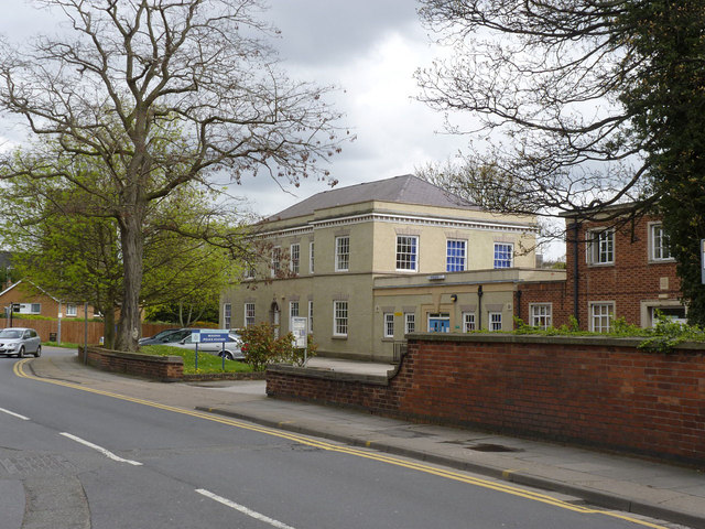 Beeston Police Station