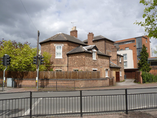 Manor Lodge, Beeston