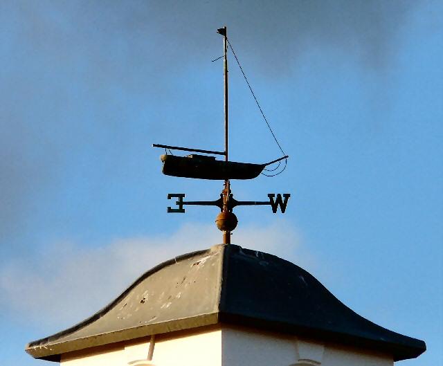 Salters Wharf Weathervane