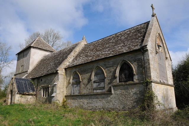 Newington Bagpath church