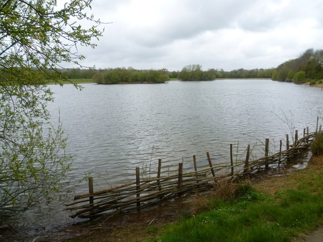 Barden Lake, Haysden Country Park