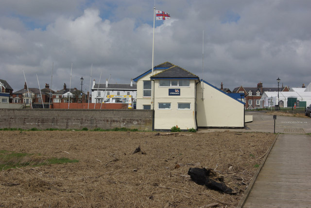 Lytham Lifeboat Station